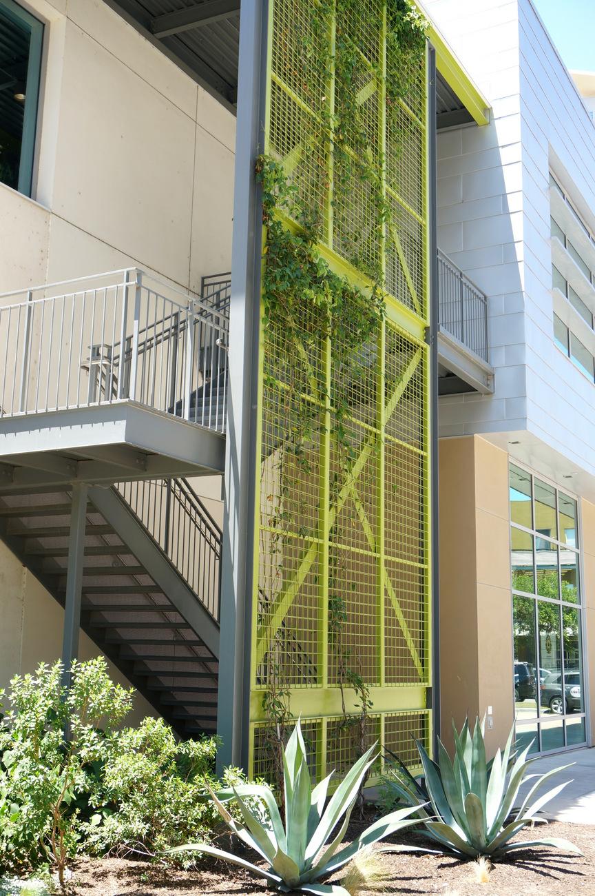 Modern-stairwell