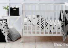 Modest-and-consistent-monochrome-nursery--217x155