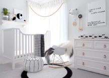 Moncohrome-nursery-with-a-round-black-and-white-rug-in-the-center-217x155