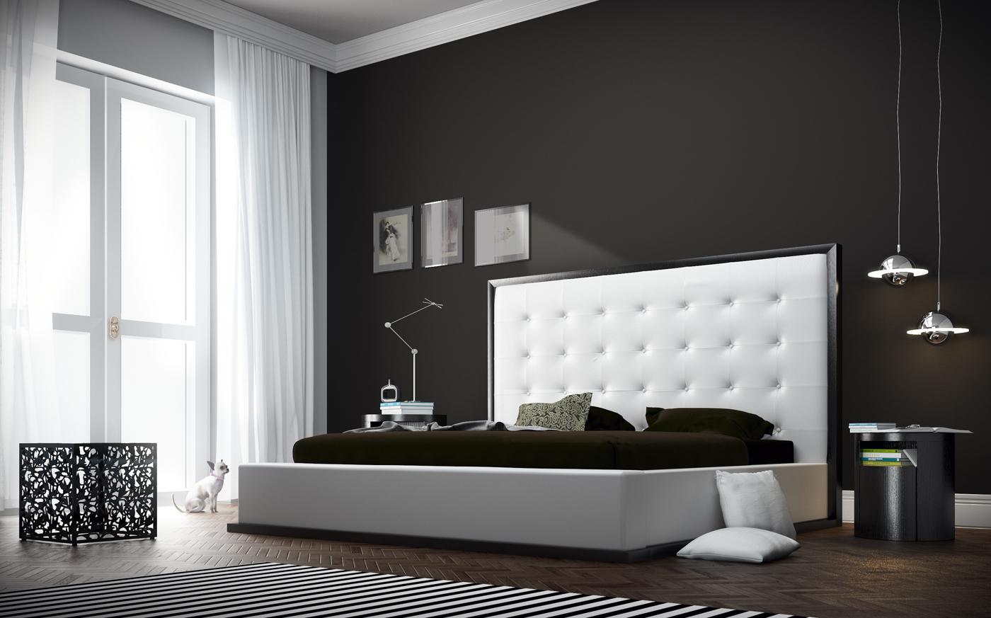 Bedroom Rug Under Bed