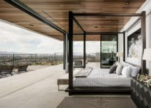 Open-master-bedroom-design-with-stunning-view-of-desert-and-Las-vegas-Strip-217x155