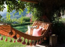 Organge-bohemian-hammock-with-tassels--217x155