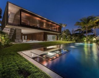 Luxury Miami Beach House with Man-Made Lagoon Could Be Yours for $29.75M!