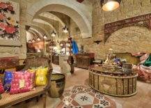 Reception at the Locanda La Gelsomina combines old world Maltese charm with art collection from far east 217x155 Dream Luxury Boutique Hotel Unveils Maltese Magic Laced with Oriental Touches