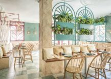 Relaxing-and-cheerful-ambiance-of-the-pizzeria-with-pops-of-bright-color-217x155