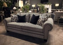 Simple-black-and-white-pattern-of-the-sofa-brings-unique-charm-to-any-living-space-it-adorns-217x155