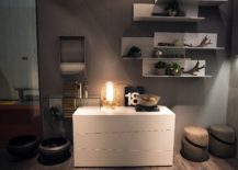 Space-savvy-and-contemporary-sideboard-in-white-217x155