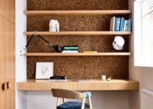 Space-savvy-home-workspace-at-the-end-of-the-hallway-with-floating-shelves-217x155