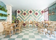 Tiled-background-and-natural-light-help-fashion-a-stunningly-unique-pizzeria-217x155