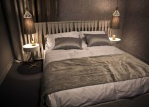 Tiny-bedroom-with-small-round-bedside-tables-and-lovely-pendants-217x155