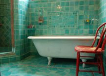 Turquoise-interior-in-a-bathroom-with-a-strong-antique-ambiance--217x155