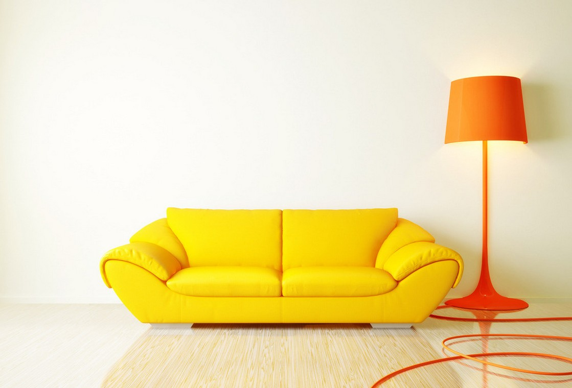 Yellow Sofa A Sunshine Piece for Your Living Room!