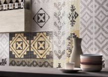 Africa Now ARCHITONIC I 217x155 Two Italian Companies Present Different Mosaic Art Styles in Design