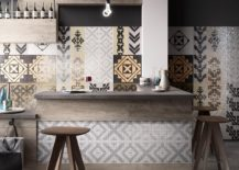 Africa Now ARCHITONIC II 217x155 Two Italian Companies Present Different Mosaic Art Styles in Design