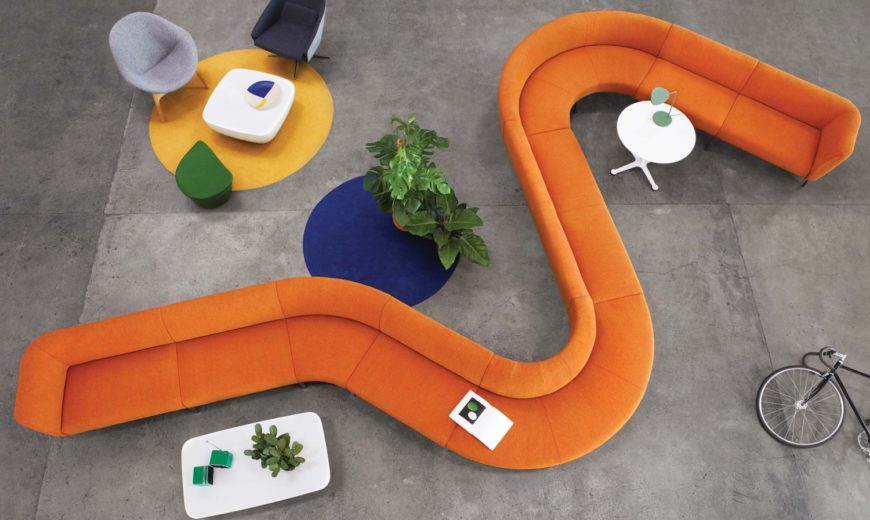Four New Office-Savvy Product Collections from British Brand Modus