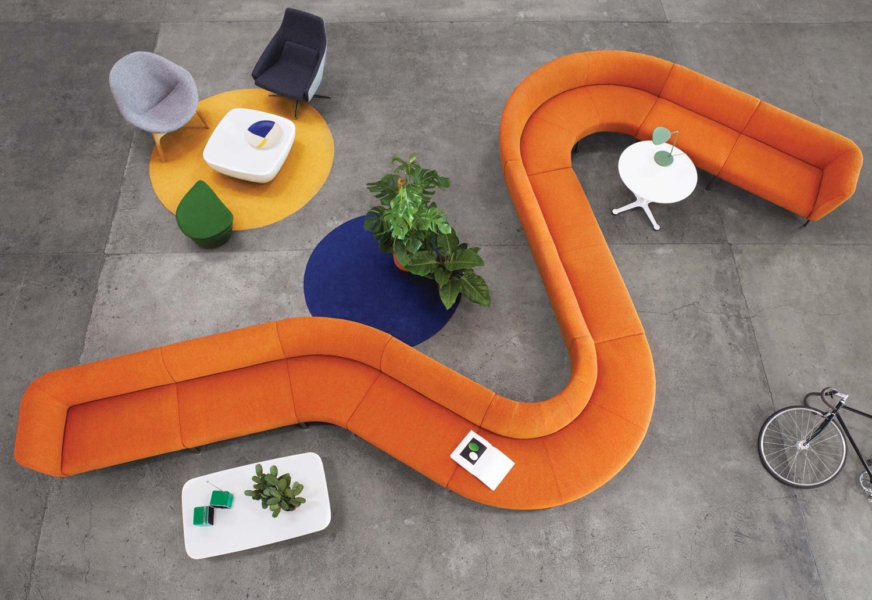 April sofa system