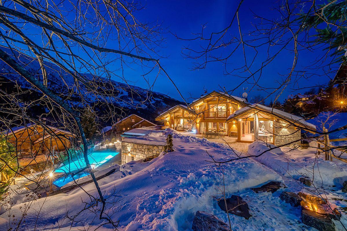 Best-in-France-Luxury-alpine-chalet-in-Méribel