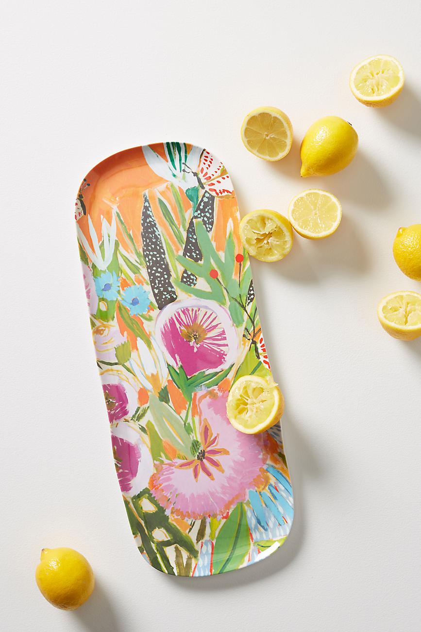 Colorful-serving-tray-from-Anthropologie