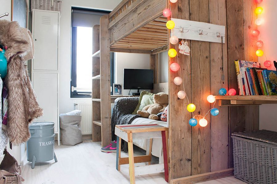 String Lights For Children S Room : 30 Ways to Create a Romantic Ambiance with String Lights