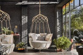 Cozy Retreat for Summer and Beyond: Sunroom Seating Ideas