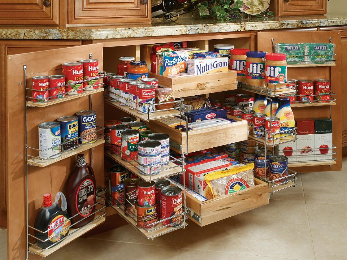 100 pantry ideas for kitchens decorating the kitchen pantry