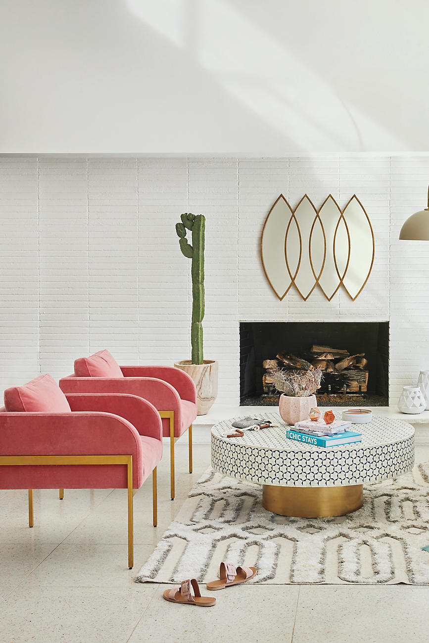 Decadent decor from Anthroologie