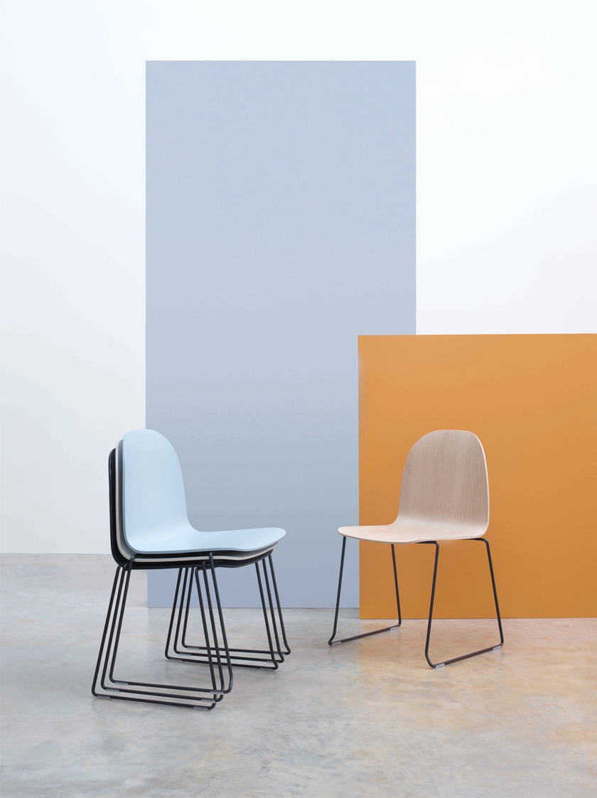 Everyday stacking chair II