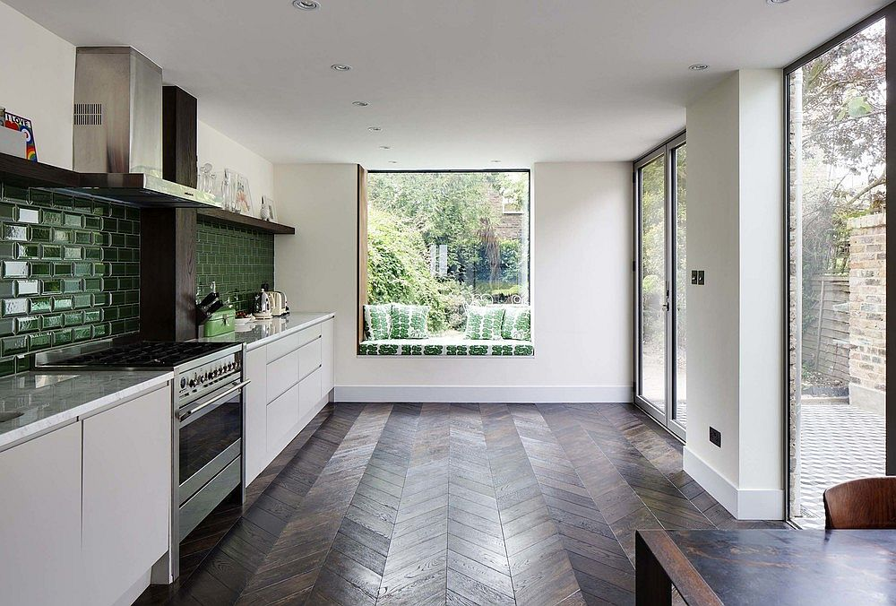 Kitchens with window seats 10 trendy ideas for a cozier home for Carrelage wow