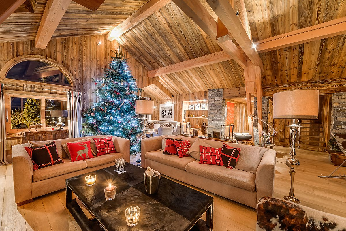 Ski Chalet Interior Design france's best luxury ski chalet promises an unforgettable
