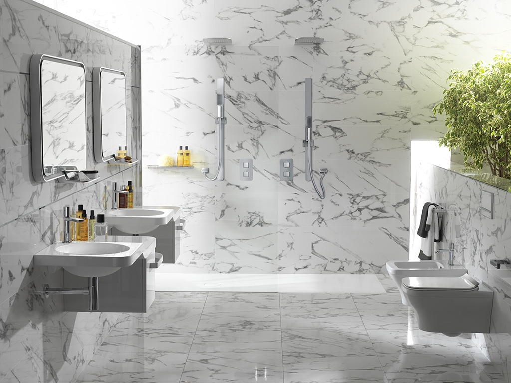 Forma series Bathrooms of the Future: The Role of Design and Innovation