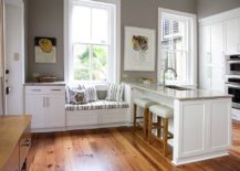 Kitchens With Window Seats 10 Trendy Ideas For A Cozier Home