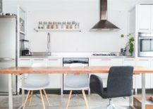 Kitchen-in-white-with-metallic-glint-217x155