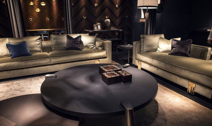 Dark Magic: 20 Dashing Coffee Tables in Black