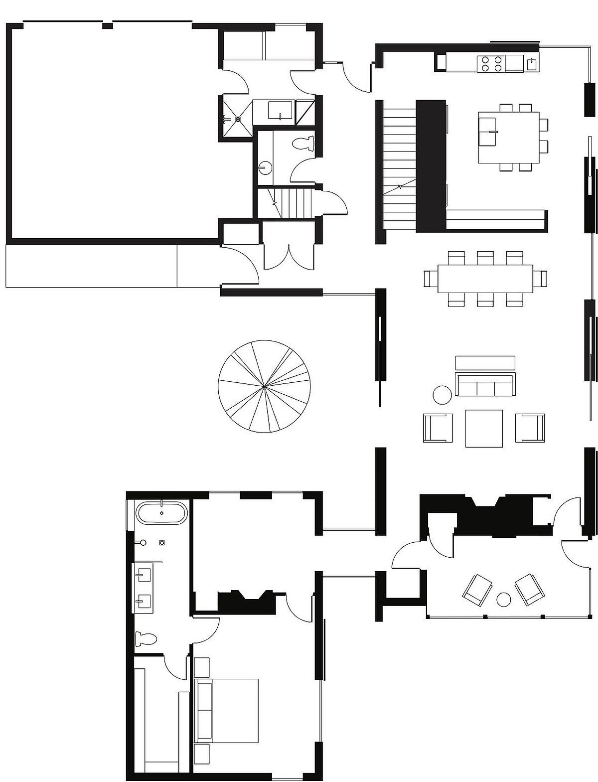 Lower-level-floor-plan-of-Townships-Farmhouse