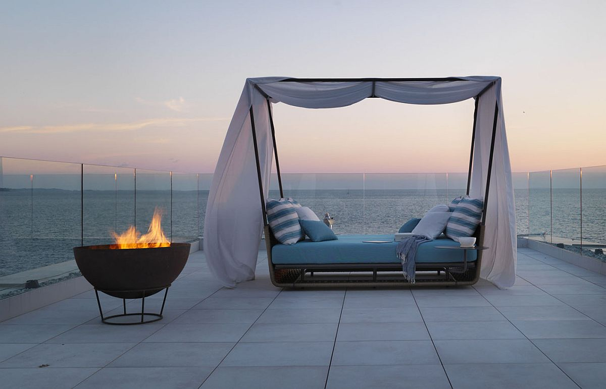 Luxury combined with relaxing ambiance – Outdoor decor from Roberti