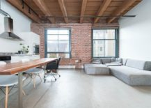 Modern-Vancouver-apartment-withe-xposed-brick-wall-217x155