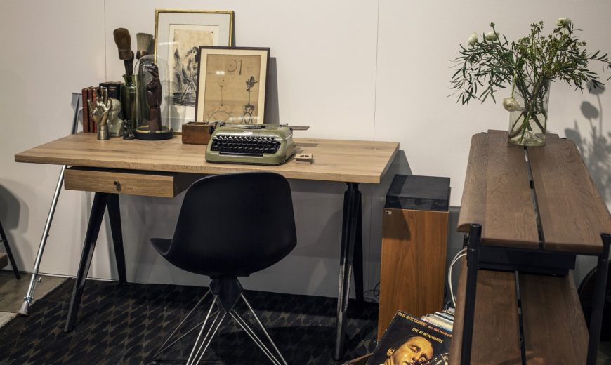 Space-Savvy Workspaces: Finding the Right Desk for Your Small Home Office