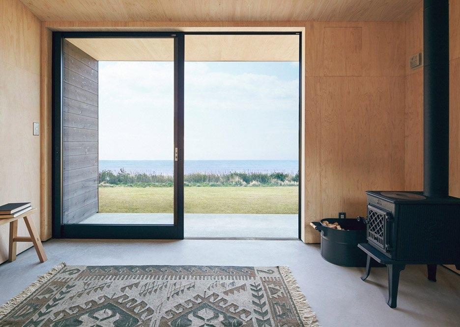 Muji hut interior I