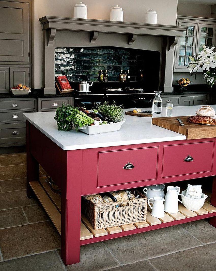 25 farbenfrohe Kücheninsel Ideen, um Ihr Zuhause zu beleben | Deco ...