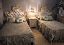 Plush-bedroom-in-purple-with-a-hint-of-golden-glint-217x155