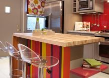 Whether You Want A Painted Kitchen Island Or Long For An Island That Is  Polished And Far More Contemporary In Its Finish, A Colorful Masterpiece At  The ...