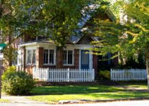 Living The American Dream With A White Picket Fence Obsigen