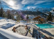 Relaxing-outdoor-heated-infinity-pool-and-spa-at-one-of-Frances-best-luxury-chalet-217x155