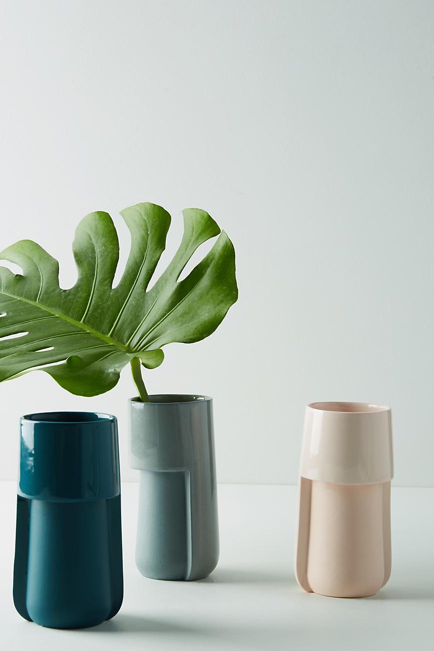 Sleek vases from Anthropologie