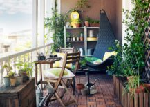 Small-balcony-with-plants-completely-integrated-in-the-space-217x155