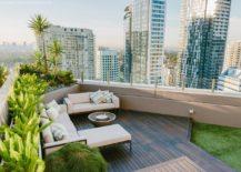 Soft-beige-decor-makes-the-green-balcony-garden-pop-217x155