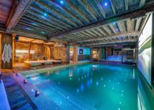 Spacious-pool-with-warm-jets-is-covered-in-gold-leaf-217x155