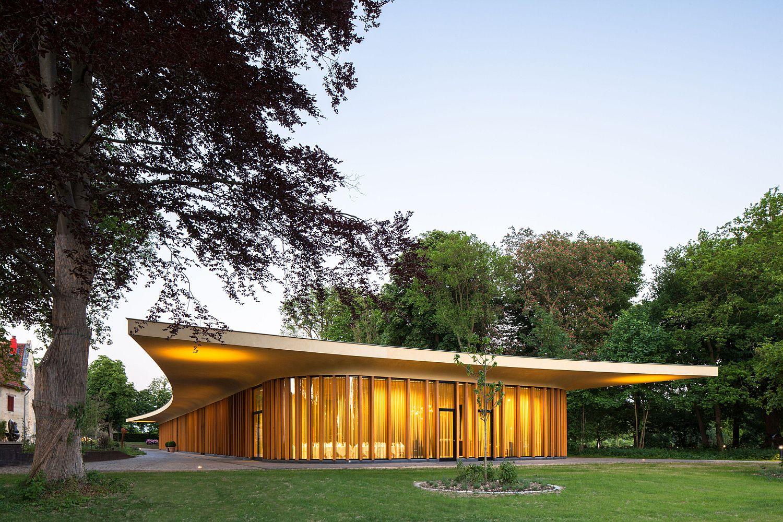 St. Gerlach Pavilion and Manor Farm in Limburg