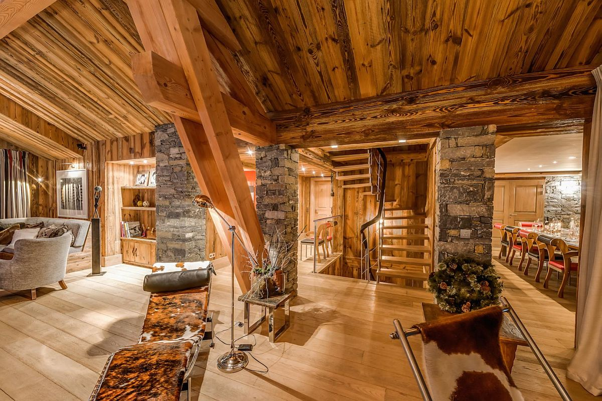 France S Best Luxury Ski Chalet Promises An Unforgettable
