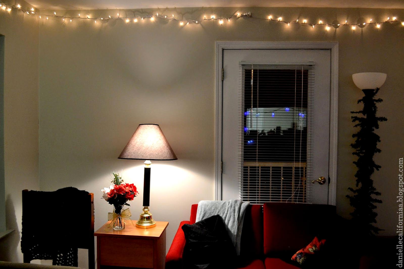 String Lights In Ceiling : 30 Ways to Create a Romantic Ambiance with String Lights